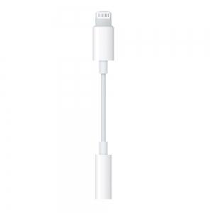 Преходник на Apple LIGHTNING TO 3.5MM ADAPTER MMX62 Bulk
