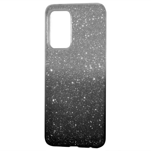 Силиконов калъф SHINING за Samsung Galaxy A52 4G/5G, Черен