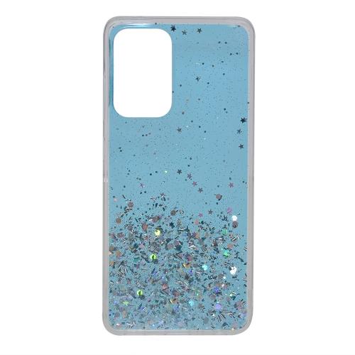 Силиконов калъф Brilliant за Samsung Galaxy A52 4G/5G, Син