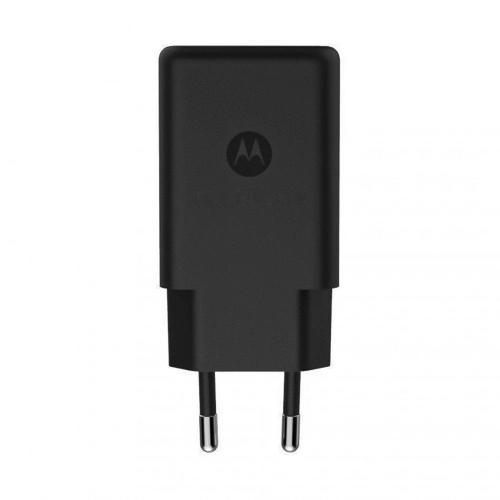 Зарядно 220V Motorola (SA18C79750) USB Travel, Черен