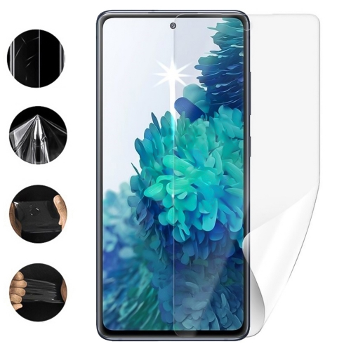 Хидрогел за Samsung Galaxy S20 Front Full