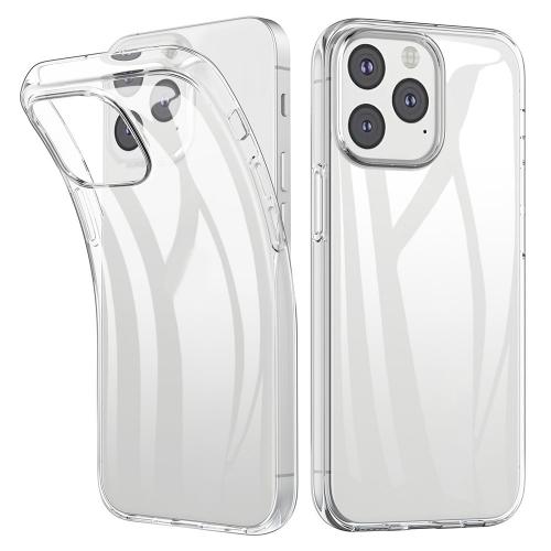 Силиконов калъф 0.5mm за iPhone 13 Pro Max, Прозрачен