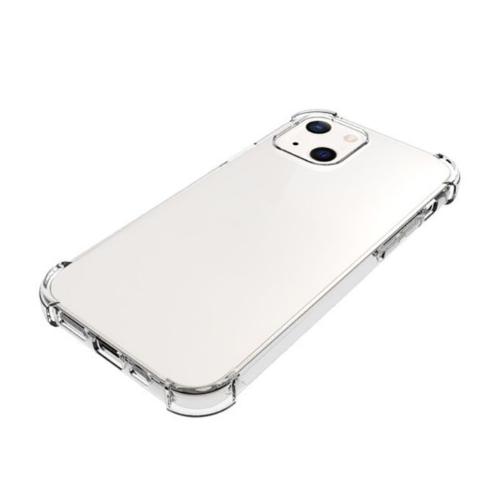 Силиконов Гръб Drop-resistant за iPhone 13, Прозрачен