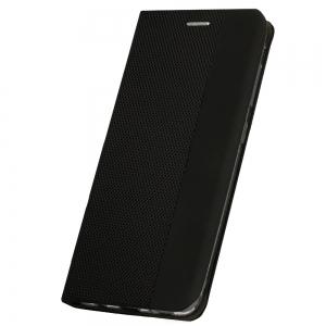 Калъф Тефтер SENSITIVE за Xiaomi Mi 11 Lite 4G/5G, Черен