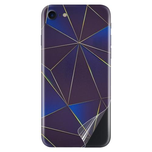 Фолио Протектор за гърба за iPhone 7/8/SE 2, Триъгълници