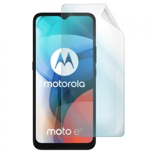 Хидрогел протектор BULL Anti Blue за Motorola Moto E7, Front Full