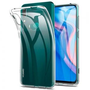 Силиконов калъф 0.5mm за Huawei P Smart Z / Y9 Prime, Прозрачен