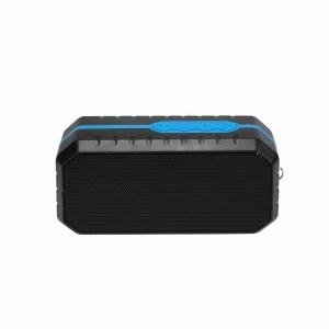 Водоустойчива Bluetooth колонка  с FM радио / SD 3W ART AS-N03-B, Черен