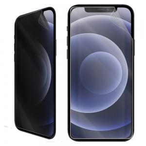 Хидрогел протектор BULL Privacy за iPhone 12, Матиран