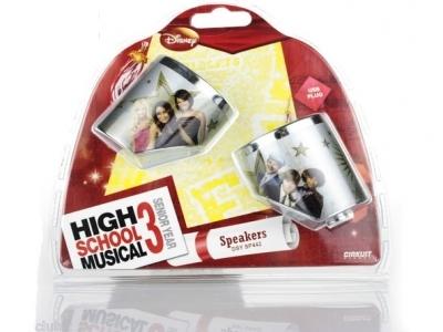 КОЛОНКИ DISNEY HIGH SCHOOL MUSICAL 3